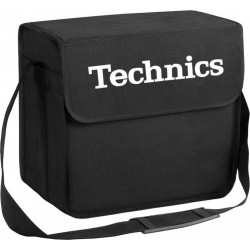 TECHNICS Technics DJ-Bag black per 60 vinili