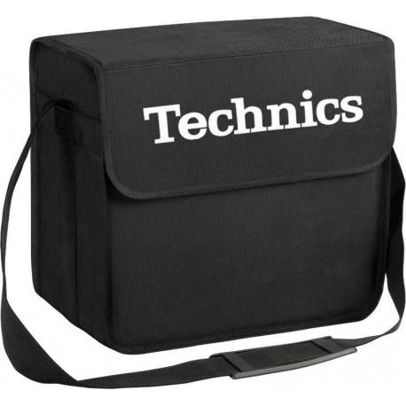 TECHNICS Technics DJ-Bag borsa per 60 vinili nera