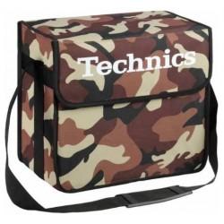TECHNICS Technics DJ-Bag camouflage borsa per vinili