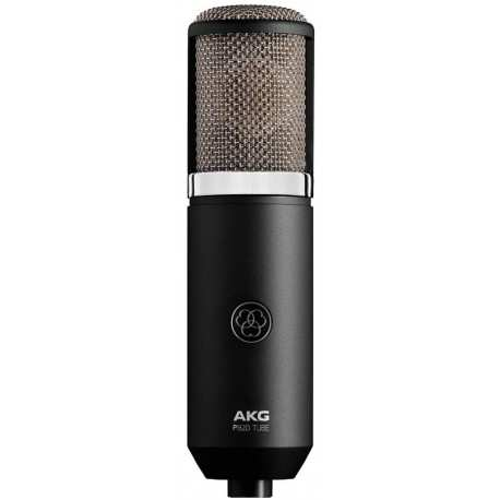 AKG P820 TUBE microfono valvolare multi-pattern
