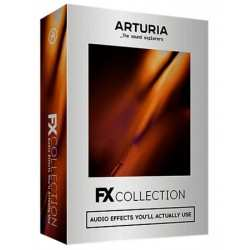 ARTURIA FX Collection collezioni di effetti software(download)