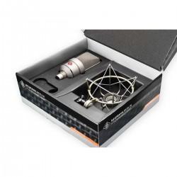 NEUMANN TLM 103 MT carton box silver con supporto elastico EA-1
