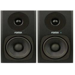 FOSTEX Pm0.4d Personal Active Speaker Black (coppia) coppia di monitor da studio 60w neri