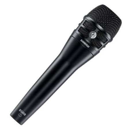 SHURE KSM8 B microfono dinamico a doppio diaframma nero