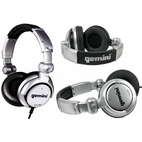 GEMINI DJX-05 cuffia stereo per dj