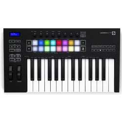 NOVATION Launchkey 25 MK3 USB MIDI controller