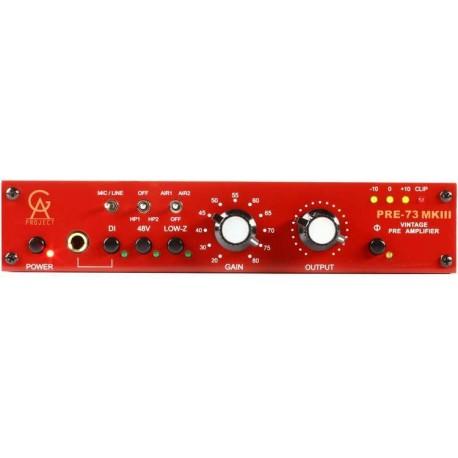 GOLDEN AGE PROJECT PRE-73 MKIII preamplificatore per microfono/strumenti mono