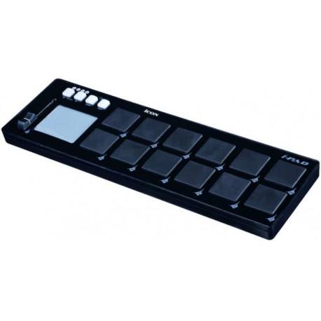 ICON I-Pad Black USB midi controller