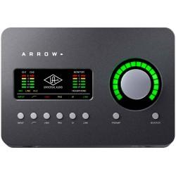 UNIVERSAL AUDIO Arrow interfaccia 2x4 thunderbolt 3