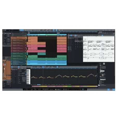PRESONUS Studio One 5 Professional EDU (download) software daw