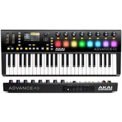 AKAI ADVANCE 49 tastiera/controller Midi/Usb 49 tasti