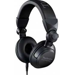 TECHNICS EAH-DJ1200 Black cuffia per dj