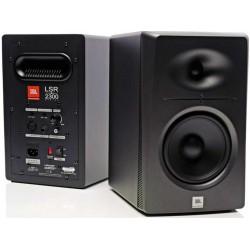 """JBL LSR2325P monitor 5"""" bi-amplificato a due vie"""