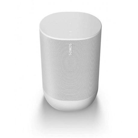 SONOS Move speaker wireless portatile lunar white