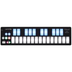 KEITH MCMILLEN K-Board USB/midi controller 25 tasti conilluminazione a led