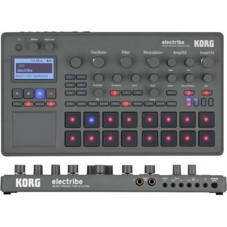 KORG Electribe 2 workstation per produzioni musicali