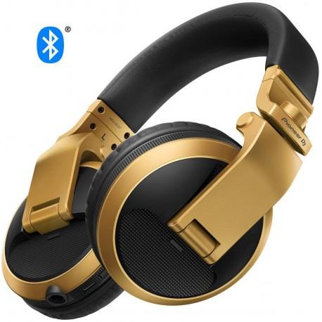 PIONEER HDJ-X5BT-N cuffie DJ Bluetooth Gold