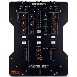 ALLEN & HEATH XONE 23C mixer 2in/2out con scheda audio usb