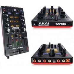 AKAI AMX controller midi / usb con interfaccia audio 24-BIT/96KHZ PER serato dj