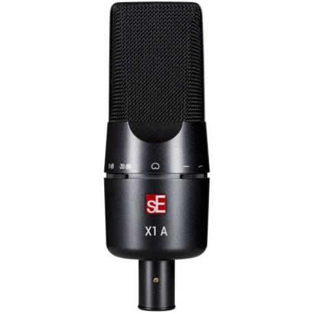 sE ELECTRONICS X1 A microfono a condensatore a diaframma largo
