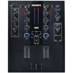 MIXARS UNO dj battle mixer 2 canali