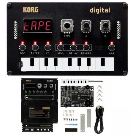 KORG Nu:Tekt NTS-1 digital kit sintetizzatore a kit da assemblare