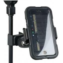 SHOWGEAR iPHONE HOLDER supporto per asta microfonica per iPhone(D8966)