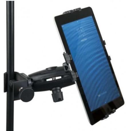 DAP AUDIO iPAD MINI HOLDER supporto per asta microfonica per iPad mini