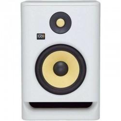 """KRK RP7 ROKIT G4 WN White Noise monitor attivo 7"""" bianco"""