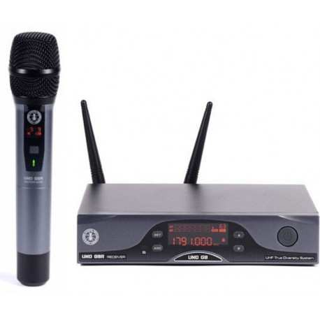 ANT UNO G8 radiomicrofono handheld
