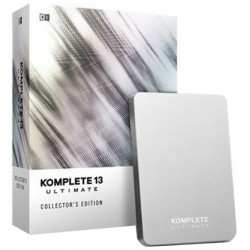 NATIVE INSTRUMENTS Komplete 13 Ultimate Collector's - Update da Collector's 12 libreria di plugin