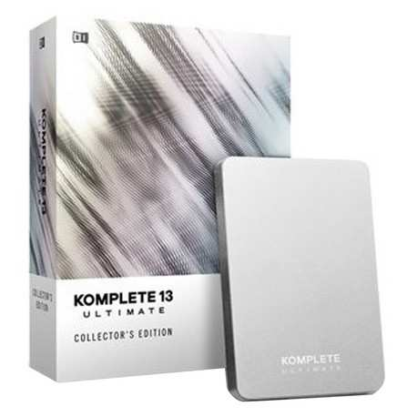 NATIVE INSTRUMENTS Komplete 13 Ultimate Collector's - Upgrade da Komplete 8-13 libreria di plugin