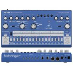 BEHRINGER RD-6-BU Analog Drum Machine - Blue