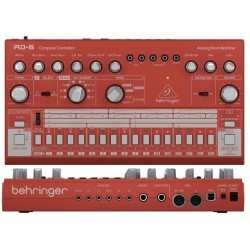 BEHRINGER RD-6-RD Analog Drum Machine - Red