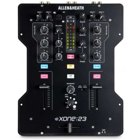 ALLEN & HEATH XONE 23 2+2 channel dj mixer