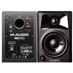 M-AUDIO av32 coppia di monitor di riferimento