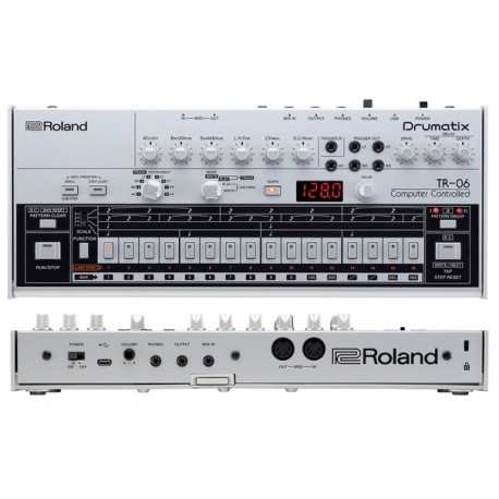 ROLAND TR-06 drum machine programmabile