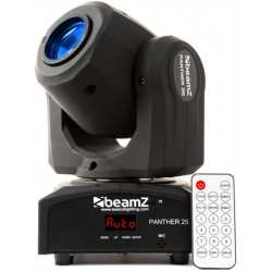 BEAMZ PANTHER 25 testa mobile LED