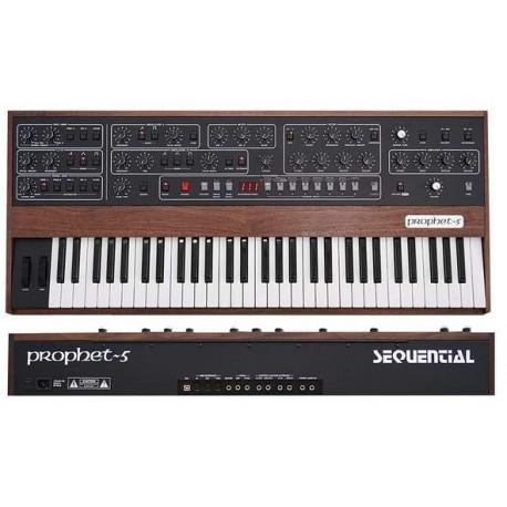 SEQUENTIAL Prophet 5 sintetizzatore analogico con polifonia 5 voci