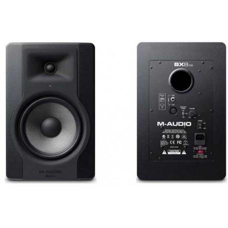 """M-AUDIO BX8 D3 studio monitor biamplificato 8"""" 150W"""