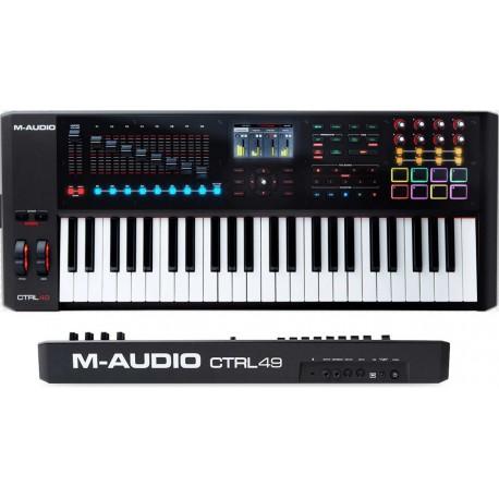 M-AUDIO CTRL 49 USB/midi controller 49 tasti
