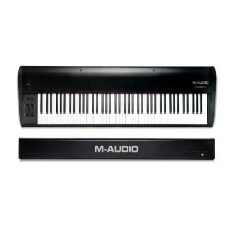 M-AUDIO HAMMER 88 USB midi controller 88 tasti pesati