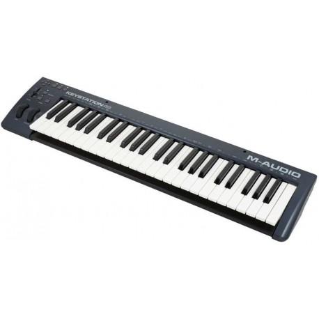 M-AUDIO keystation 49 mkii USB/MIDI controller 49 tasti