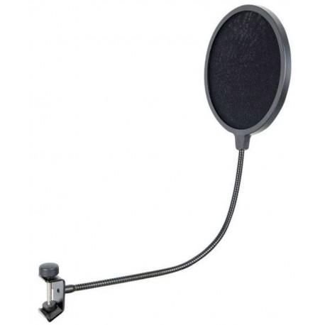 DAP AUDIO NYLON POP FILTER filtro anti-pop per microfono