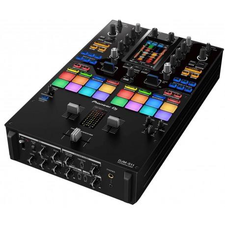 PIONEER DJ DJM-S11 scratch mixer a 2 canali per Serato DJ e Rekordbox