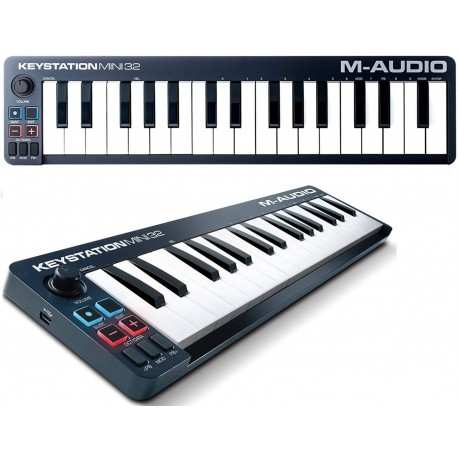 M-AUDIO Keystation Mini 32 Mk2 USB/midi controller 32 mini tasti