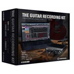 STEINBERG The Guitar Recording Kit interfaccia usb 2x2+ plugin ampli ed fx+ Cubase Artist 10.5