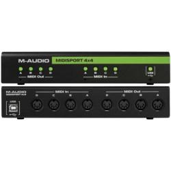 M-AUDIO Midisport 4x4 Anniversary USB interfaccia midi USB