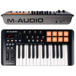 M-AUDIO Oxygen 25 Mk4 USB/midi controller 25 tasti