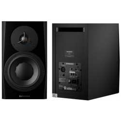 DYNAUDIO LYD-7 Black studio monitor biamplificato nero